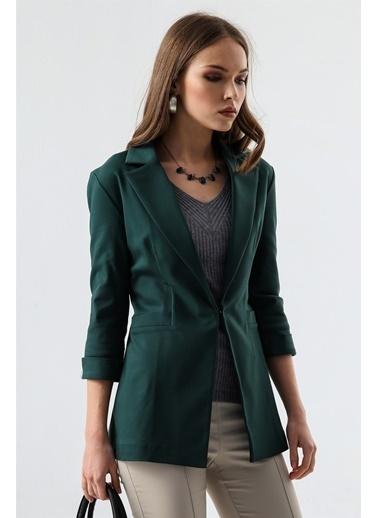 Jument Ceket Yeşil